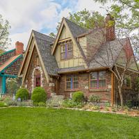 Brookside Real Estate Suburban Neighborhoods